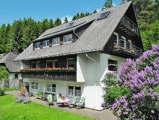 Apartment Haus Ganter  in Hinterzarten, Black Forest - 4 persons, 2 bedrooms