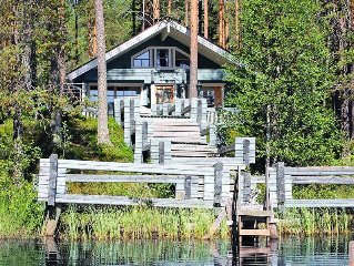 Ferienhaus in Taivalkoski, Finnland - 7 Personen, 2 Schlafzimmer