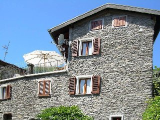 Vacation home Casa Piturina  in Musso (CO), Lake Como - 7 persons, 2 bedrooms