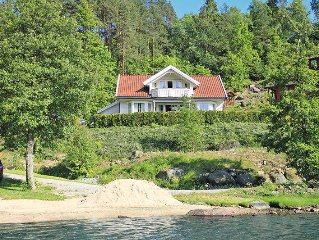 Vacation home in Lyngdal, Southern Norway - 10 persons, 5 bedrooms