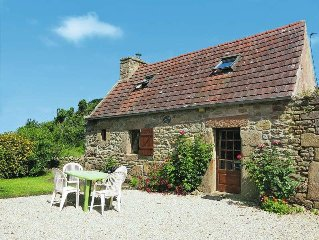 Vacation home in Pleumeur - Bodou, Côtes d'Armor - 4 persons, 2 bedrooms