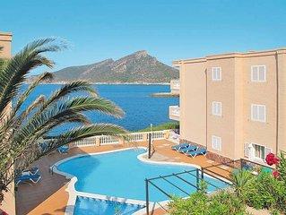 Apartment in San Telmo (Sant Elm), Majorca / Mallorca - 2 persons, 1 bedroom