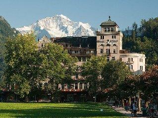 Apartment Elegance  in Interlaken, Bernese Oberland - 4 persons, 2 bedrooms