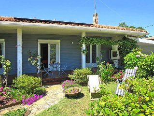 Vacation home in Andernos, Aquitaine - 4 persons, 2 bedrooms