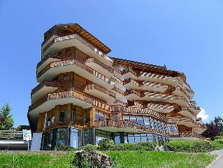 Apartment Le Bristol B11  in Villars, Alpes Vaudoises - 4 persons, 1 bedroom