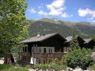 Ferienwohnung Aragon  in Ernen, Wallis - 6 Personen, 3 Schlafzimmer