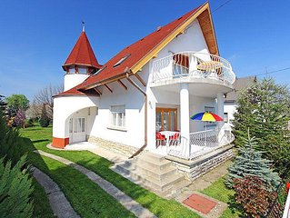 Apartment Balaton A2016  in Balatonboglar, Lake Balaton - South Shore - 5 perso