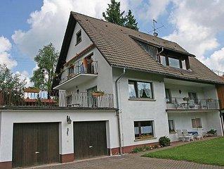 Apartment Scherzinger  in Eisenbach, Black Forest - 4 persons, 2 bedrooms