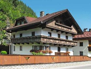 Apartment Haus Eberharter  in Aschau, Zillertal - 5 persons, 2 bedrooms
