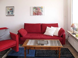 Apartment Ostsee-Residenz 1  in Damp, Baltic Sea: Schleswig - H. - 4 persons, 1