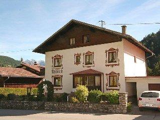 Vacation home Flirsch  in Pettneu am Arlberg, Arlberg mountain - 15 persons, 10