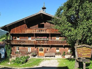 Vacation home Bauernhaus Huberhof  in Wildschönau, Kitzbühel Alps - 4 persons,