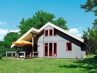 Apartment Ferienpark Mirow  in Mirow OT Granzow, Mecklenburg Lakes - 6 persons,