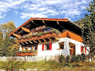 Vacation home Haus am Sonnenhang  in Mittersill, Salzburg - 8 persons, 4 bedroo