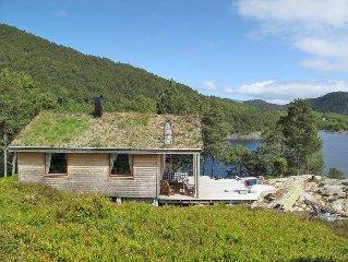 Ferienhaus in Svanoybukt, Fjordnorwegen - 5 Personen, 2 Schlafzimmer