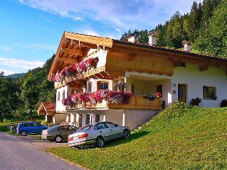 Ferienwohnung Eberharter  in Fügen, Zillertal - 5 Personen, 2 Schlafzimmer