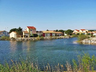 Apartment Le Village Club Marin Goélia  in Port - la - Nouvelle, Languedoc - Ro