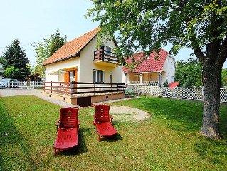 Ferienhaus Balaton H2047  in Balatonfoldvar/Balatonszarszo, Balaton - Sudufer -