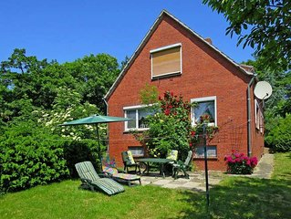 Vacation home Ferienhaus Conradi  in Eilsum - Hoesingwehr, North Sea: Lower Sax