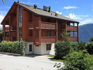 Apartment Le Carving  in Ovronnaz, Valais - 2 persons, 1 bedroom