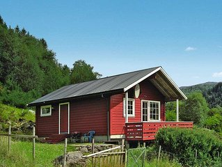 Vacation home in Uggdal, Western Norway - 6 persons, 3 bedrooms