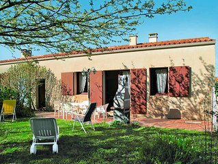 Vacation home in Dolus d'Oléron, Charente - Maritime - 4 persons, 2 bedrooms