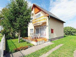 Ferienhaus Balaton H332  in Balatonmariafurdo, Balaton - Südufer - 6 Personen, 3