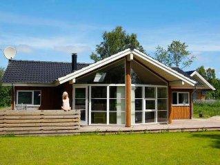 Ferienhaus Hou  in Hals, Nordjutland - 6 Personen, 3 Schlafzimmer