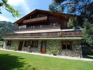 Apartment Aigle  in Sarre, Aosta Valley - 6 persons, 2 bedrooms
