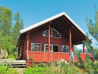 Vacation home in Byremo, Southern Norway - 6 persons, 4 bedrooms
