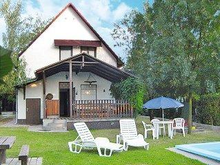 Vacation home in Siofok/Szabadifurdo, Balaton - 6 persons, 3 bedrooms