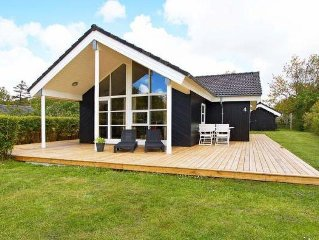 Vacation home Bork Havn  in Hemmet, South - western Jutland - 8 persons, 3 bedr