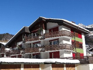 Apartment Birkenstrasse 54  in Engelberg, Central Switzerland - 4 persons, 1 be