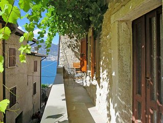 Ferienwohnung Casa Vigna  in Castello di Brenzone (VR), Gardasee - 2 Personen