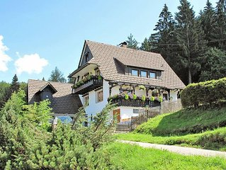 Apartment Haus Tillisch  in Sasbachwalden, Black Forest - 3 persons, 1 bedroom