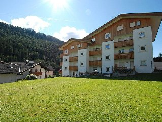 Apartment Cisles  in Selva Gardena Wolkenstein, Dolomites - 4 persons, 1 bedroom