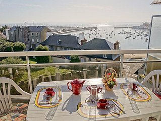 Apartment La Cordelière  in Saint Quay, Brittany - Northern - 4 persons, 1 bedr