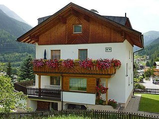 Apartment Rifflerblick  in Pettneu am Arlberg, Arlberg mountain - 5 persons, 2