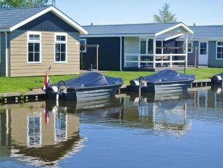 Holiday park Giethoorn, Giethoorn  in Zwolle - 4 persons, 2 bedrooms