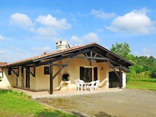 Ferienhaus in Pontenx - les - Forges, Aquitaine - 6 Personen, 3 Schlafzimmer