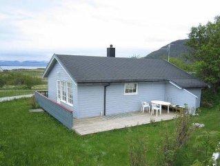 Ferienhaus Lofoten 1  in Laukvik, Nordnorwegen - 7 Personen, 3 Schlafzimmer