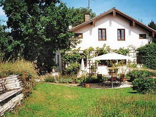 Vacation home Haus Archaeopteryx  in Langenaltheim, Altmühl - 16 persons, 9 bed