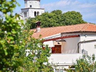Apartment Sisol  in Brsec, Kvarner - 4 persons, 2 bedrooms