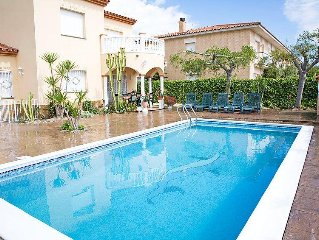 Vacation home Mestral  in Alcanar, Costa Daurada - 9 persons, 4 bedrooms