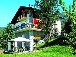 Ferienwohnung Casa Voltolini  in PORTO VALTRAVAGLIA (VA), Lago Maggiore / Ortase