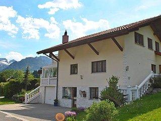Ferienhaus Rohrmatte  in Schwarzsee, Freiburg - 8 Personen, 4 Schlafzimmer