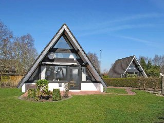 Vacation home in Burhave, North Sea: Lower Saxony - 4 persons, 2 bedrooms