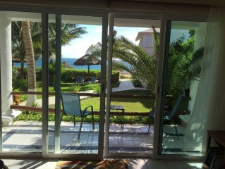 BEST DEAL!! Oceanfront Condo Close to Town