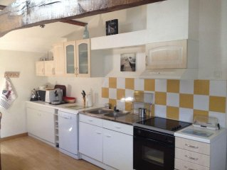Gite in converted barn, near the Bay of Arcachon, 7 to 9 people