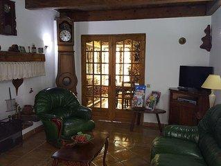 Maison independante a la campagne -  2 terrasses, 2 grandes chambres